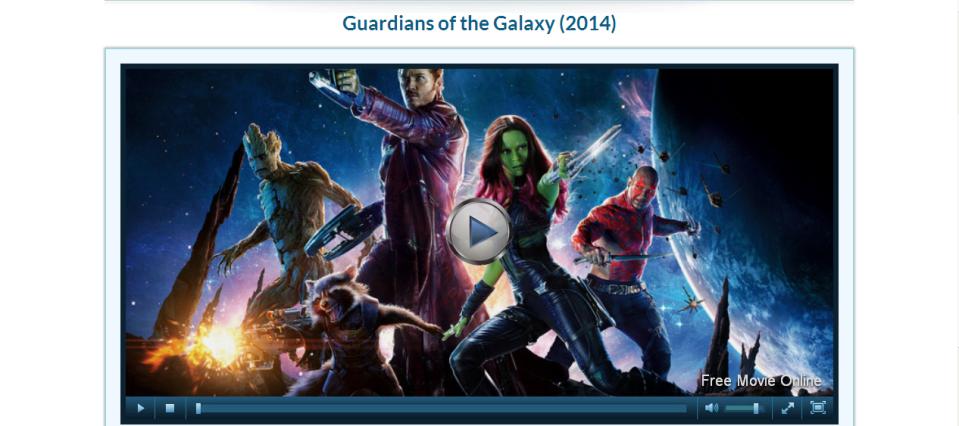 Guardians Of The Galaxy Stream Movie4k